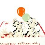 3D přání - Psi