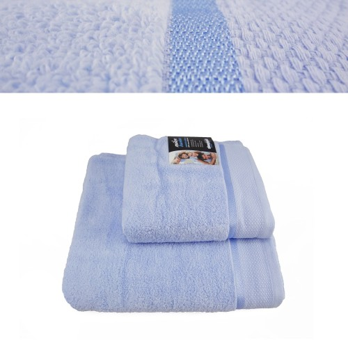Detail superhebkého uteráka