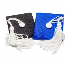 Dekorácie - mini promočná čiapka