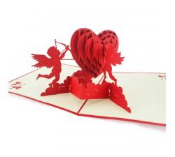 3D blahoželanie - Valentín