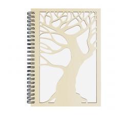 Dřevěný blok - Strom života