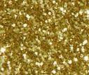 třpytivě zlatá